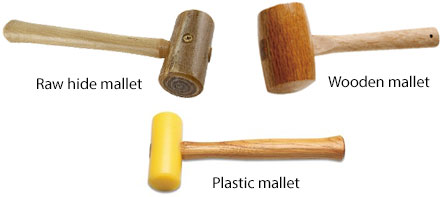 Driving tools - mallets