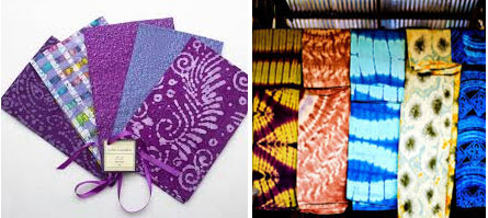 Practicals on Production of Income Yielding Crafts - Production of tie and dye