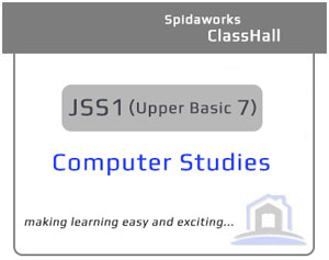 Computer Studies - JSS1