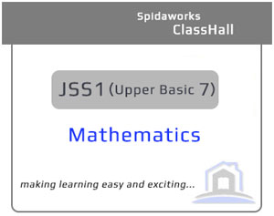 Mathematics - JSS1