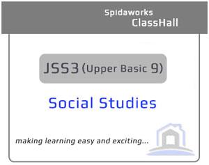 Social Studies - JSS3