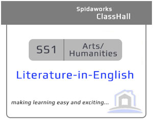 Literature in English - SS1