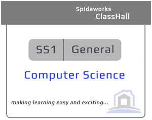 Computer Science - SS1