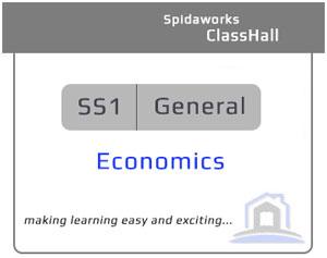 Economics - SS1