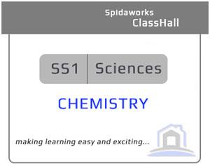 Chemistry - SS1