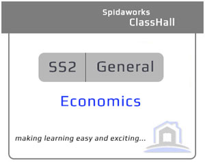 Economics - SS2