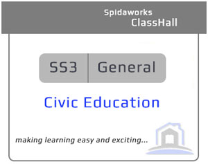 Civic Education - SS3