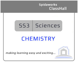 Chemistry - SS3