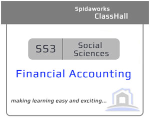 Financial Accounting - SS3