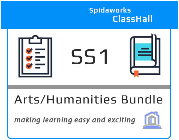 SS1 Arts/Humanities Bundle