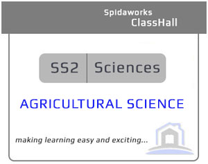 Agricultural Science for SS2