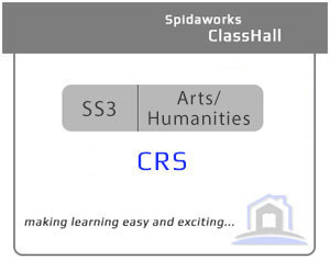 Christian Religious Studies (CRS) - SS3